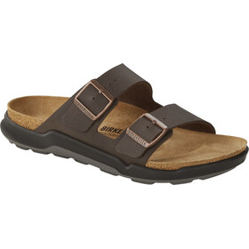 Birkenstock Arizona Sandals Birko-Flor Regular Men, desert soil french roast